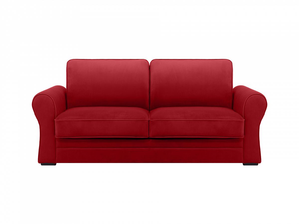 Ogogo диван belgian красный 112868/9