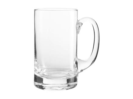 Кружка для пива bar 750 мл (lsa international) прозрачный 14x15x9 см.