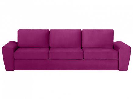 Диван peterhof (ogogo) фиолетовый 290x88x96 см.