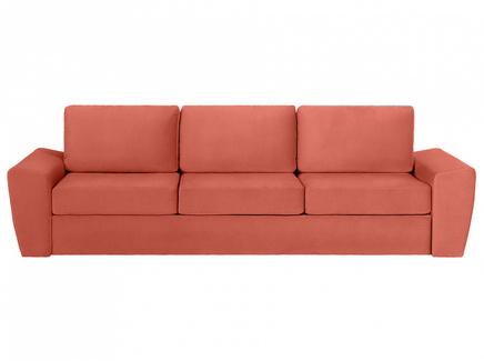 Диван peterhof (ogogo) оранжевый 290x88x96 см.