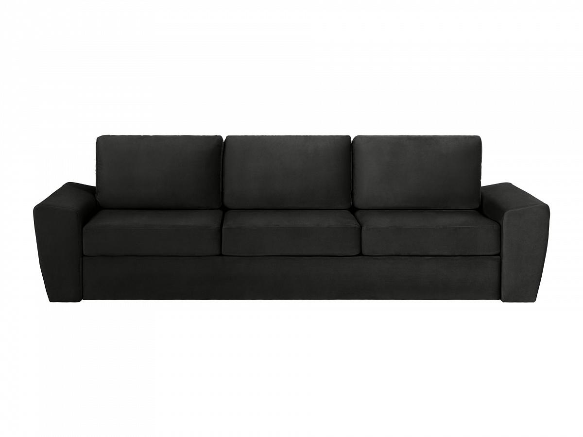 Ogogo диван peterhof черный 112930/8