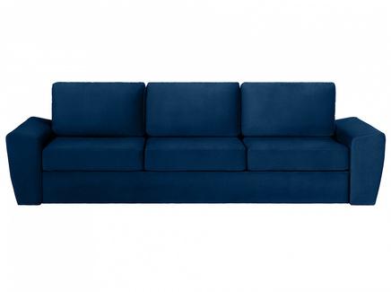 Диван peterhof (ogogo) синий 290x88x96 см.