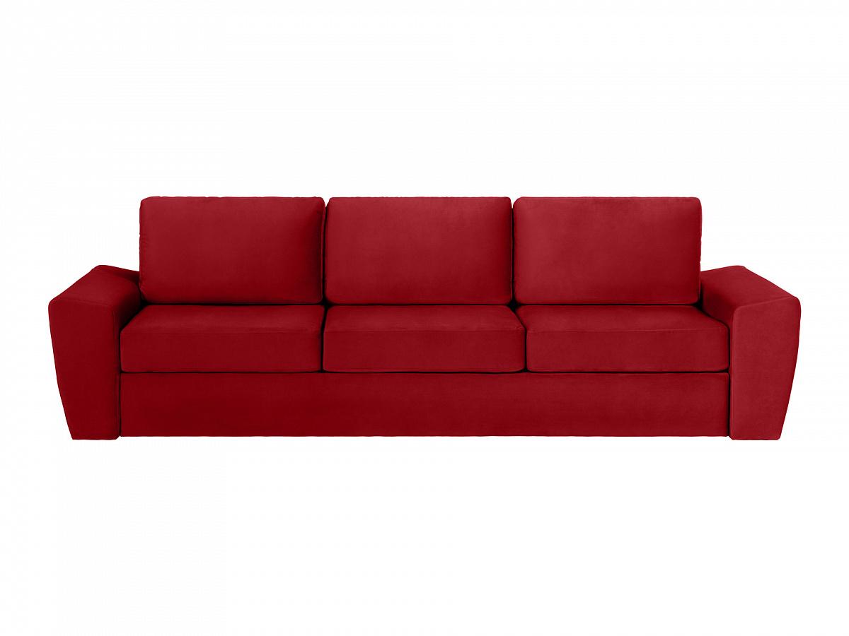 Ogogo диван peterhof красный 112934/1