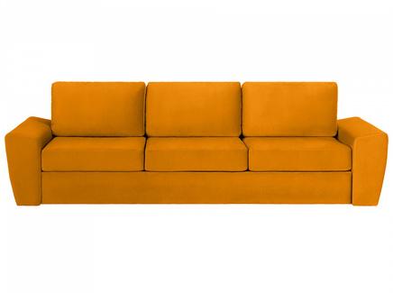 Диван peterhof (ogogo) желтый 290x88x96 см.