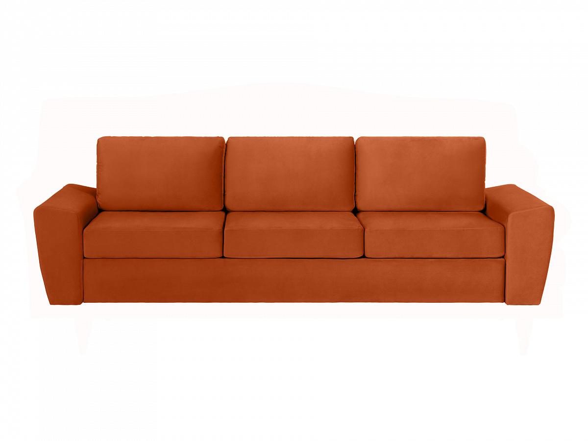 Ogogo диван peterhof оранжевый 112937/1