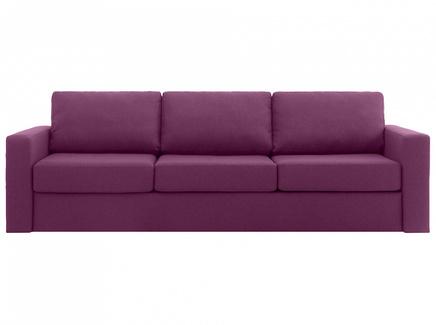 Диван peterhof (ogogo) фиолетовый 271x88x96 см.