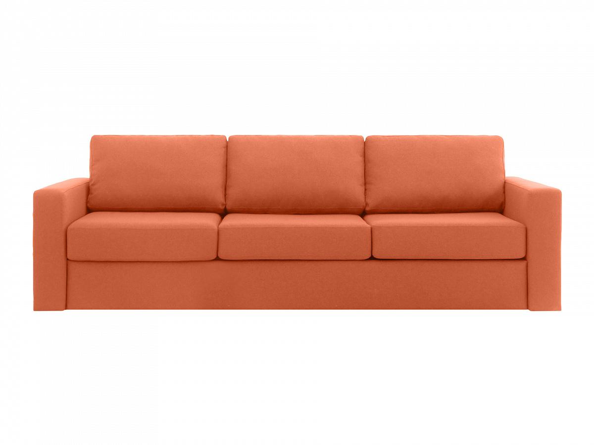 Ogogo диван peterhof оранжевый 112941/112985