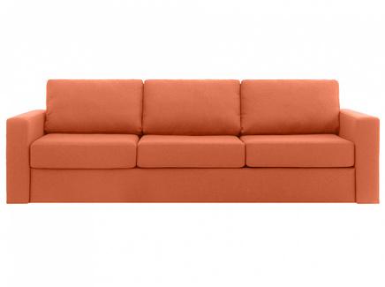 Диван peterhof (ogogo) оранжевый 271x88x96 см.
