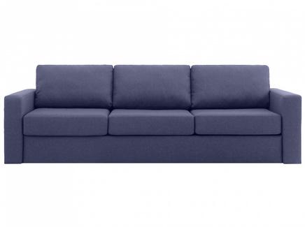 Диван peterhof (ogogo) синий 271x88x96 см.