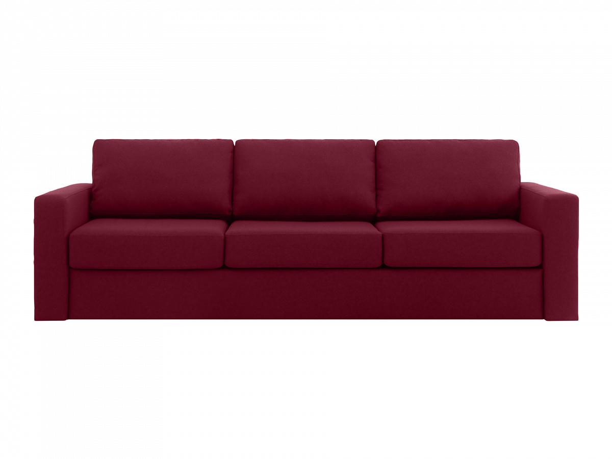 Ogogo диван peterhof красный 112951/4