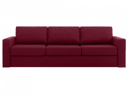 Диван peterhof (ogogo) красный 271x88x96 см.