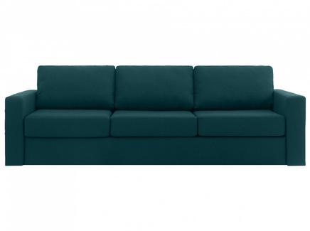 Диван peterhof (ogogo) зеленый 271x88x96 см.