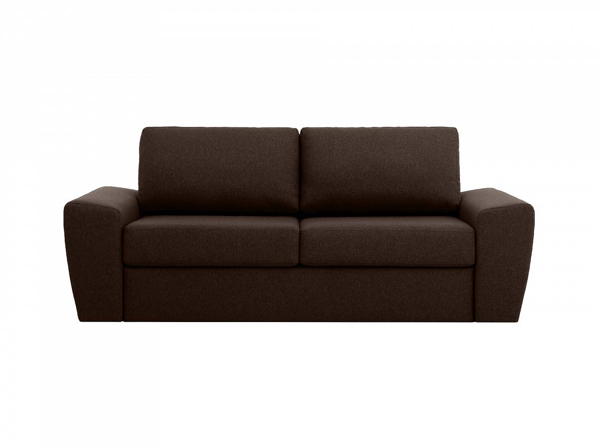 Ogogo диван peterhof коричневый 112956/113011