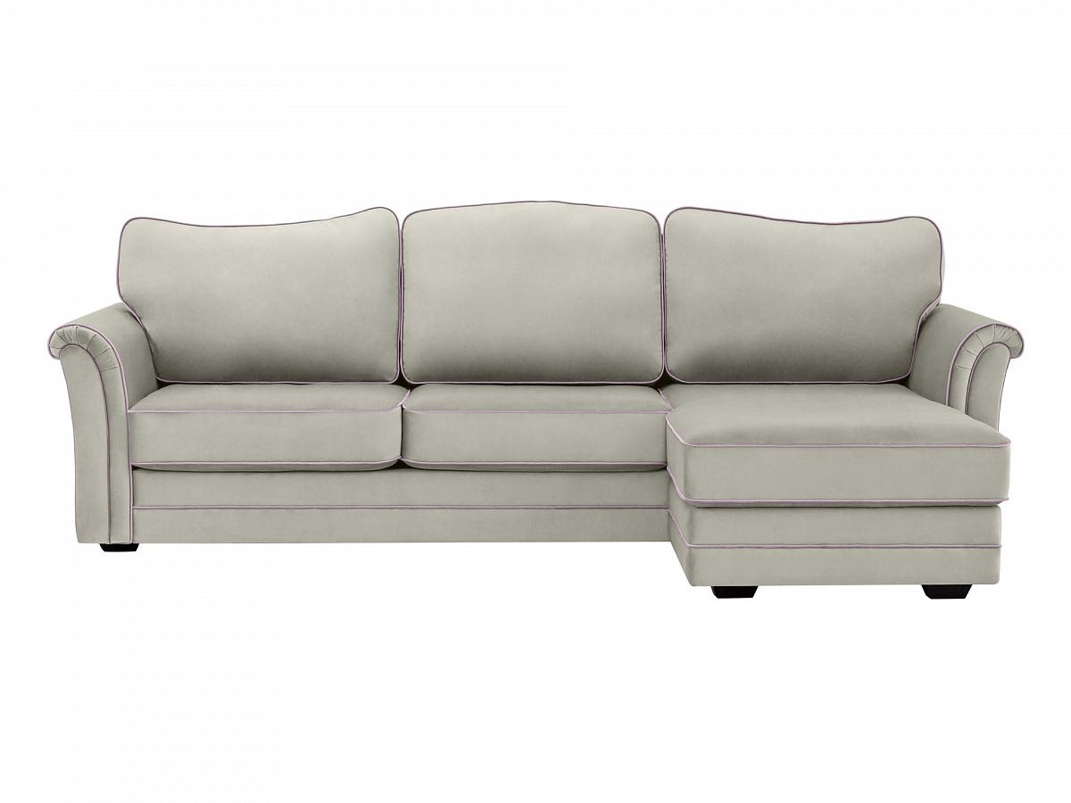Ogogo диван sydney серый 112957/6