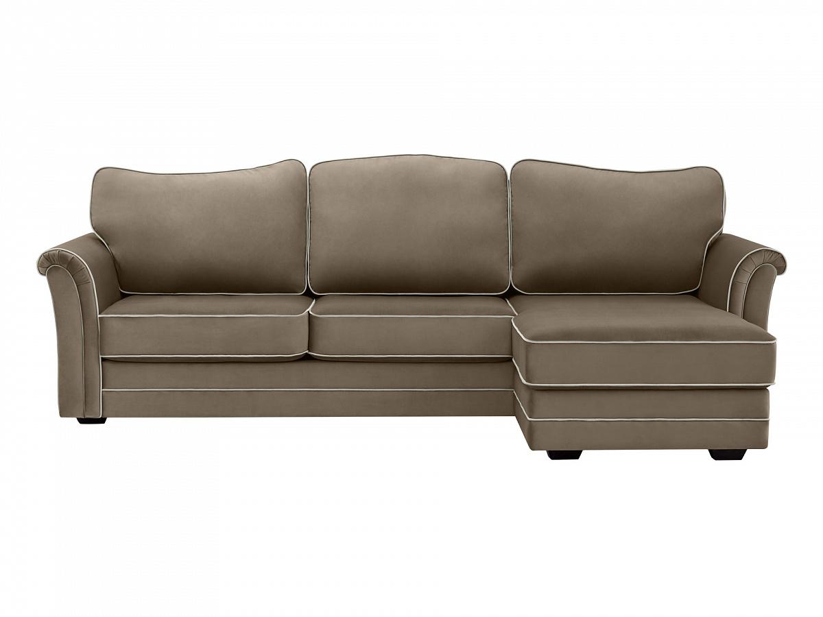 Ogogo диван sydney серый 112958/2