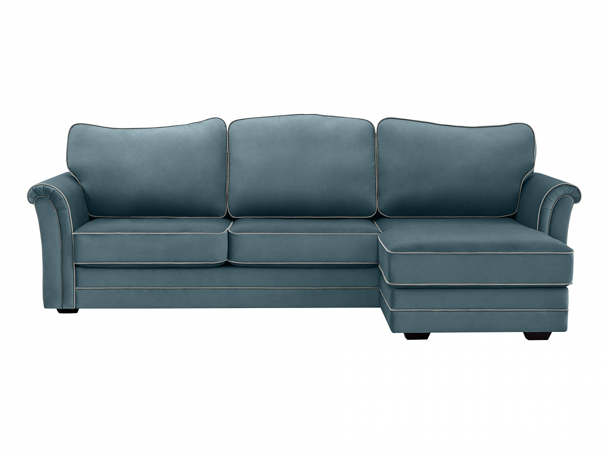 Ogogo диван sydney серый 112964/1