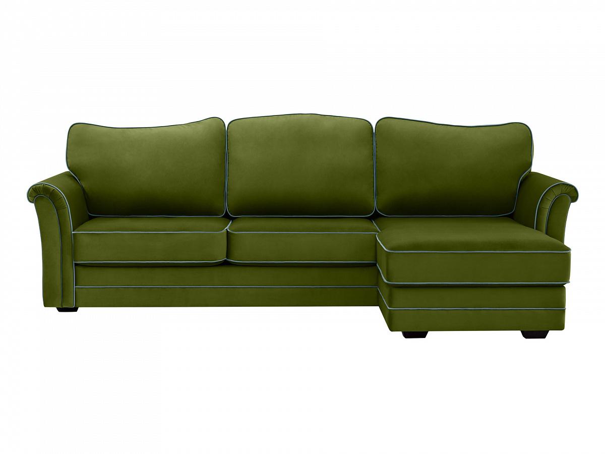 Ogogo диван sydney зеленый 112966/7