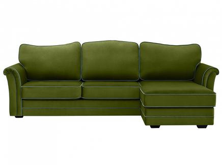 Диван sydney (ogogo) зеленый 283x97x173 см.