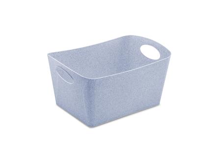 Контейнер для хранения boxxx m organic (koziol) синий 29x14x19 см.