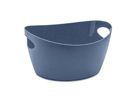 Контейнер для хранения bottichelli m organic (koziol) синий 32x18x29 см.