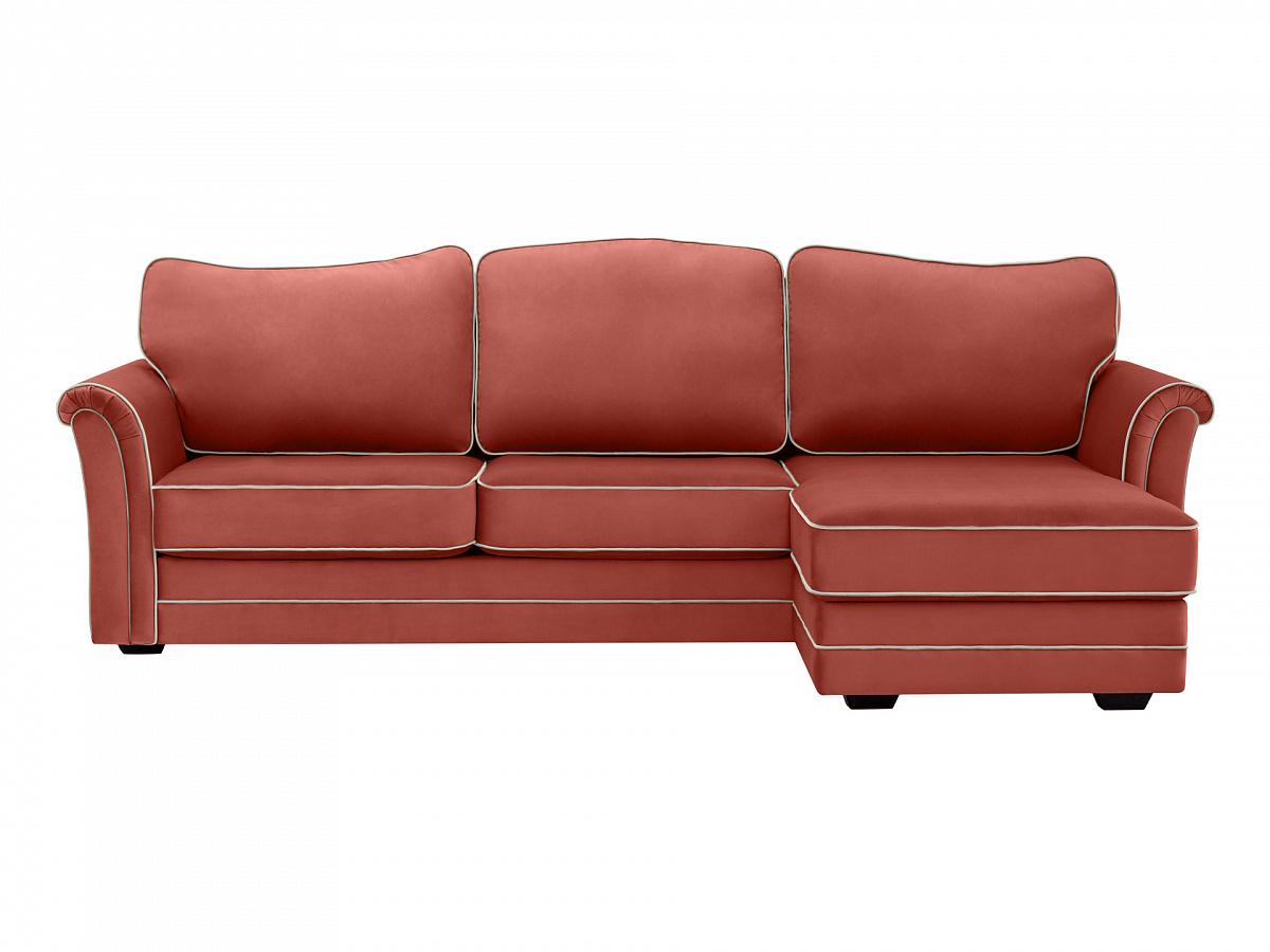 Ogogo диван sydney коричневый 113004/1
