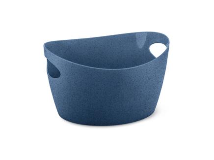 Контейнер для хранения bottichelli s organic (koziol) синий 22x13x19 см.
