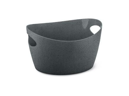 Контейнер для хранения bottichelli s organic (koziol) серый 22x13x19 см.