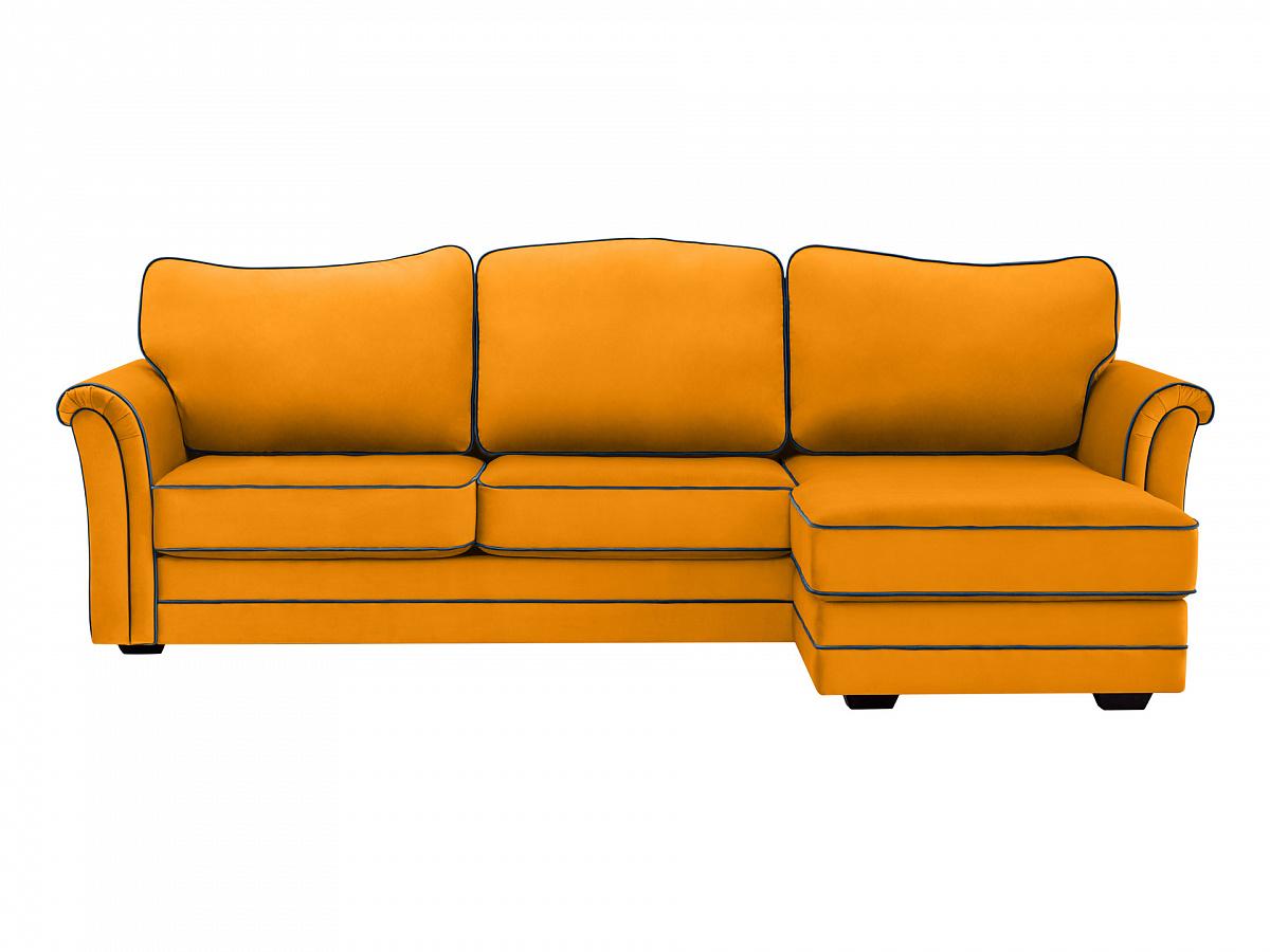 Ogogo диван sydney желтый 113010/1