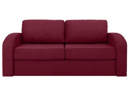 Диван peterhof (ogogo) красный 194x88x96 см.