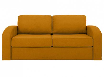 Диван peterhof (ogogo) желтый 194x88x96 см.