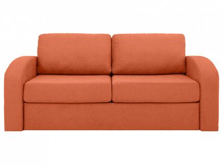 Диван peterhof (ogogo) оранжевый 194x88x96 см.
