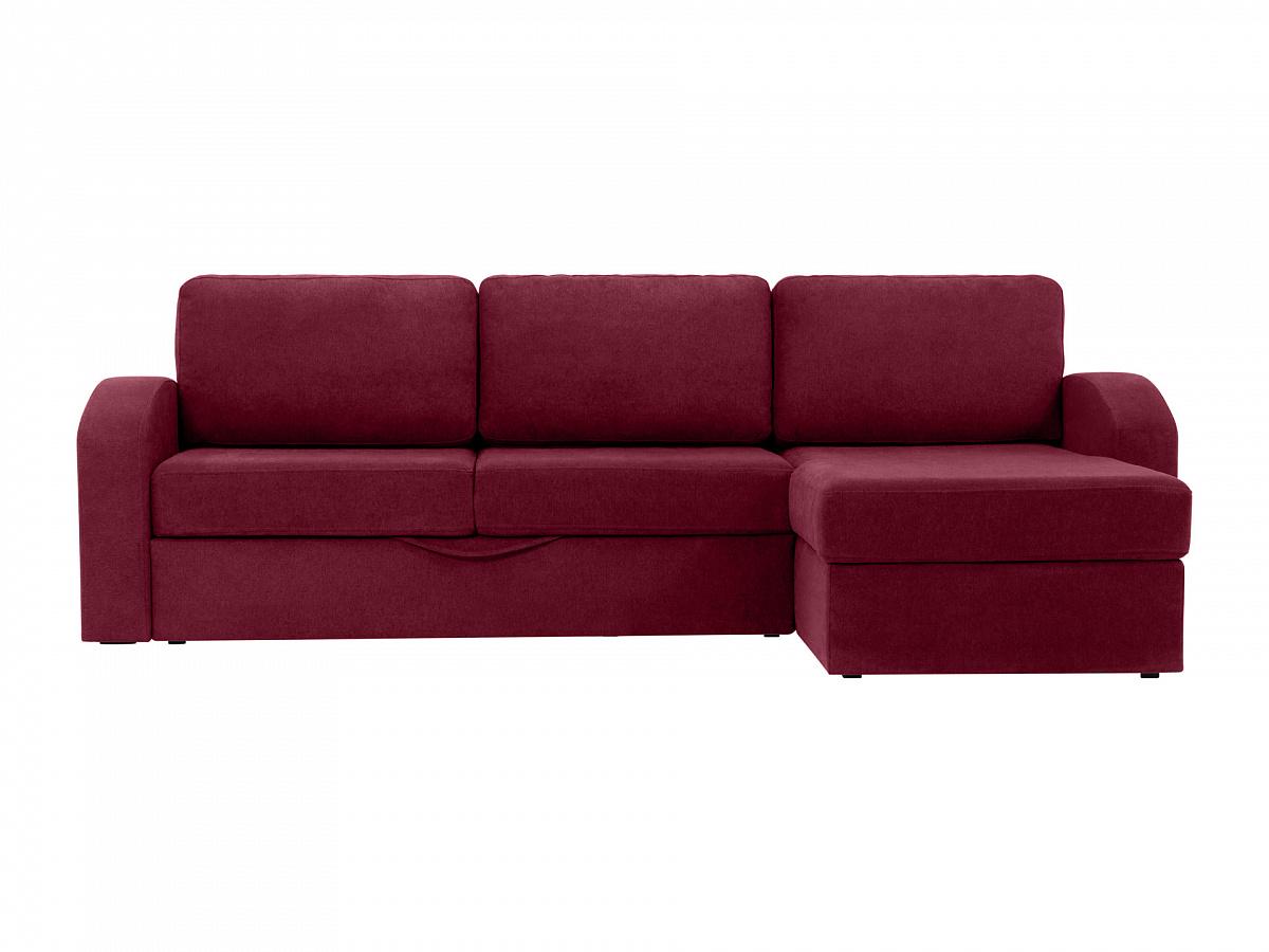 Ogogo диван peterhof красный 113057/6
