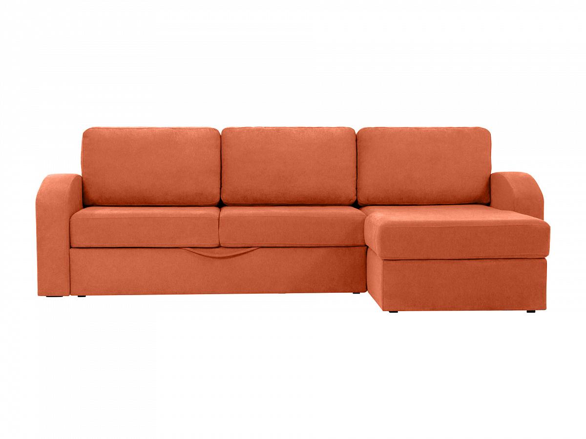 Ogogo диван peterhof оранжевый 113066/6