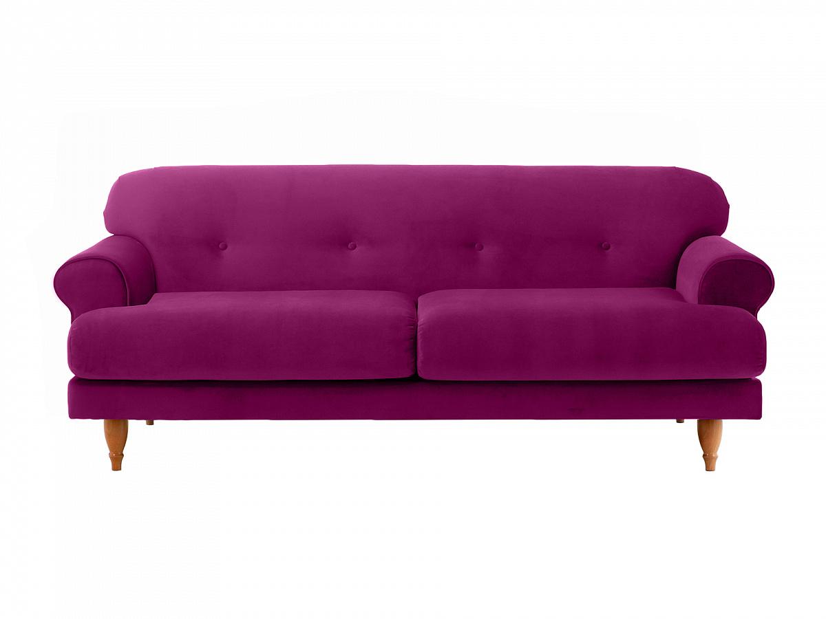 Ogogo диван italia фиолетовый 113070/2