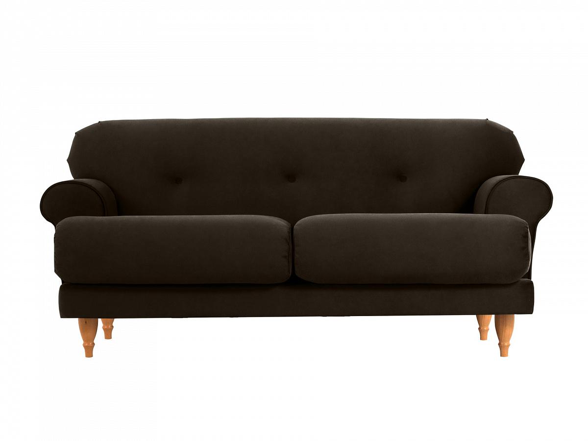 Ogogo диван italia коричневый 113083/3