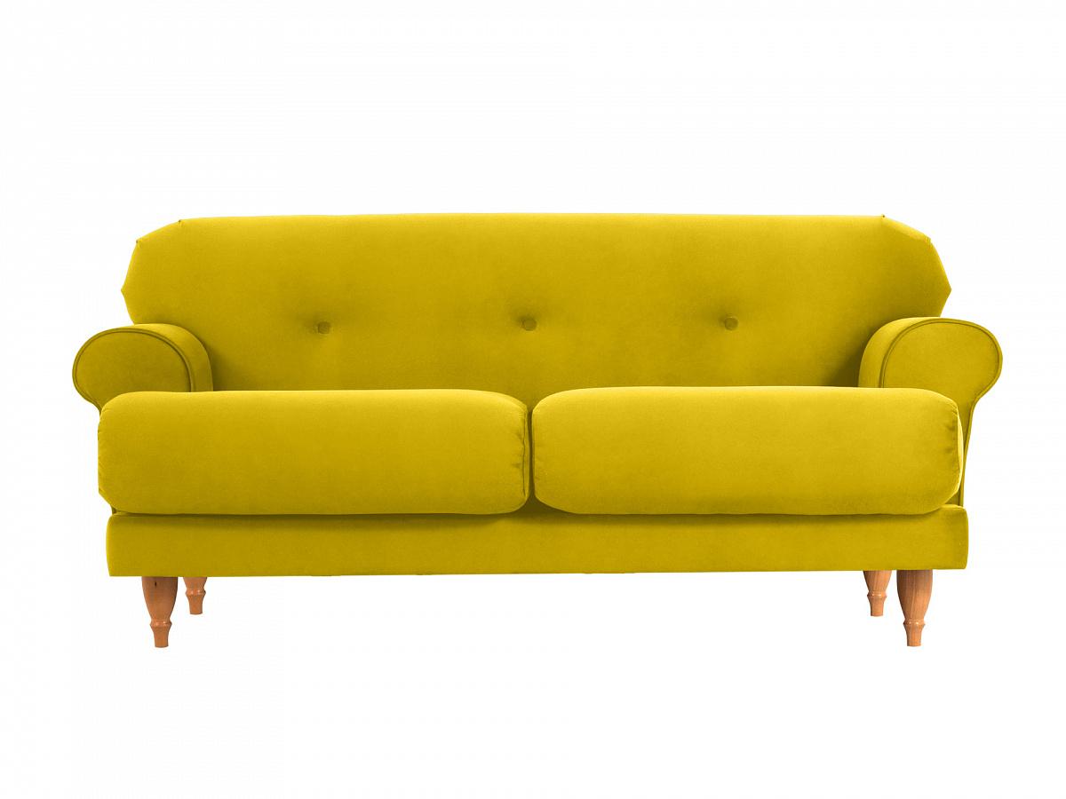 Ogogo диван italia желтый 113085/8