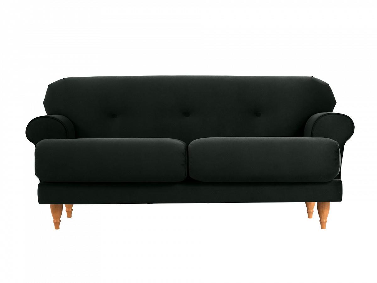 Ogogo диван italia черный 113087/7