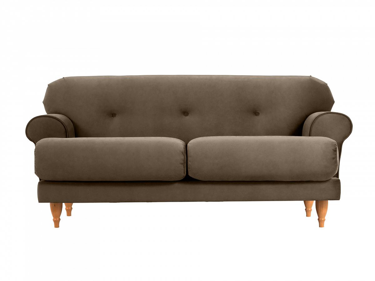 Ogogo диван italia коричневый 113091/113111