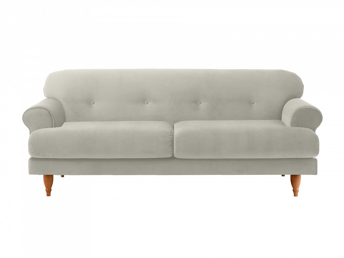 Ogogo диван italia серый 113096/1