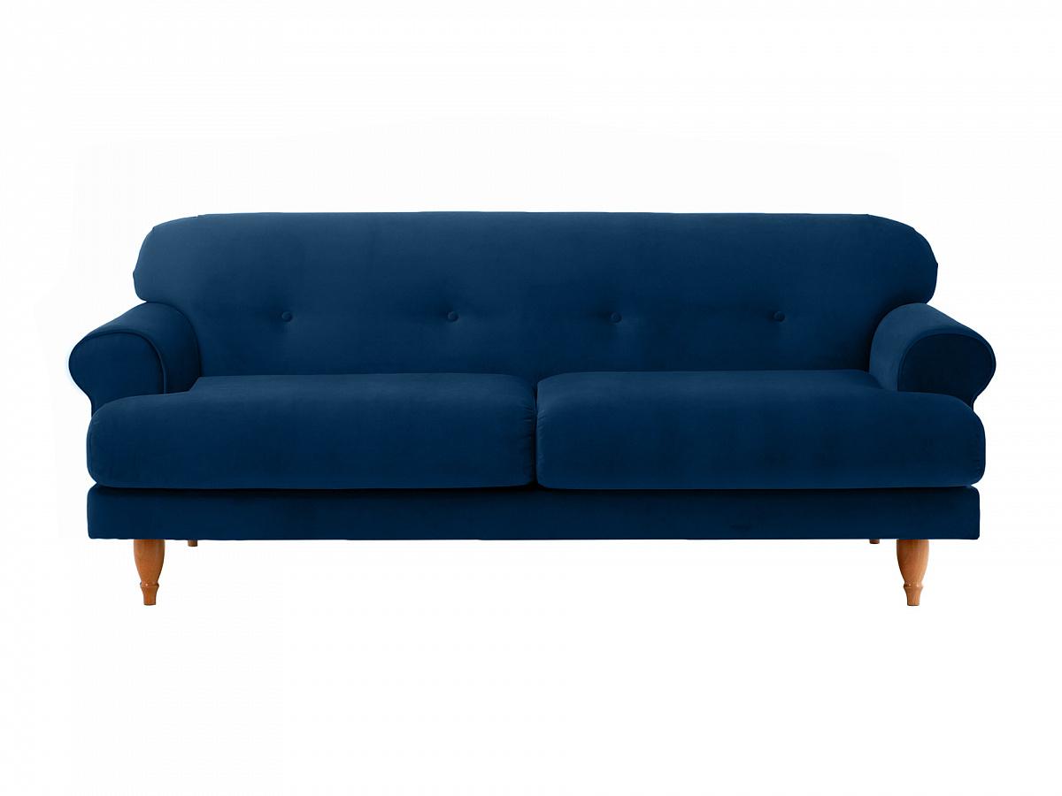 Ogogo диван italia синий 113097/6