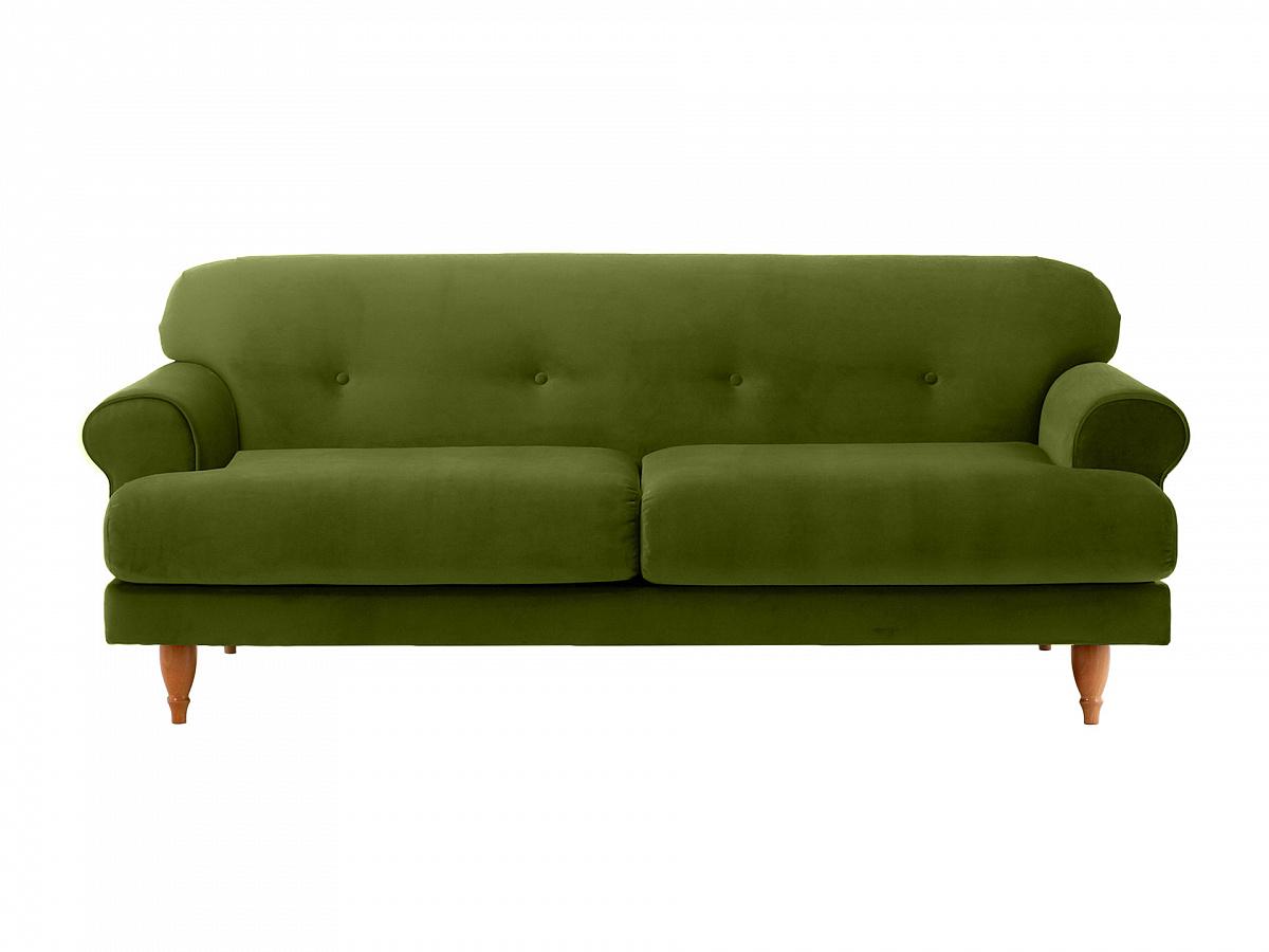 Ogogo диван italia зеленый 113119/9
