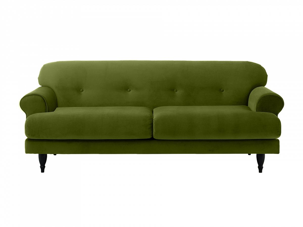 Ogogo диван italia зеленый 113124/1