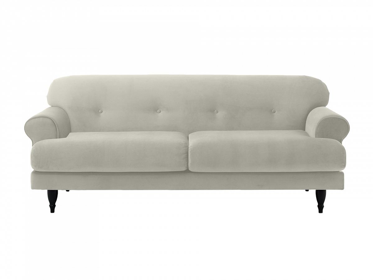 Ogogo диван italia серый 113129/5