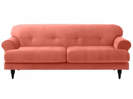 Диван italia (ogogo) розовый 197x79x98 см.