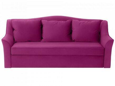 Диван-кровать vermont (ogogo) фиолетовый 240x105x109 см.