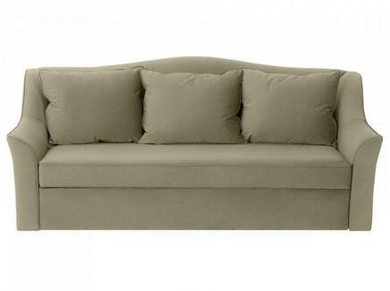 Диван-кровать vermont (ogogo) серый 240x105x109 см.