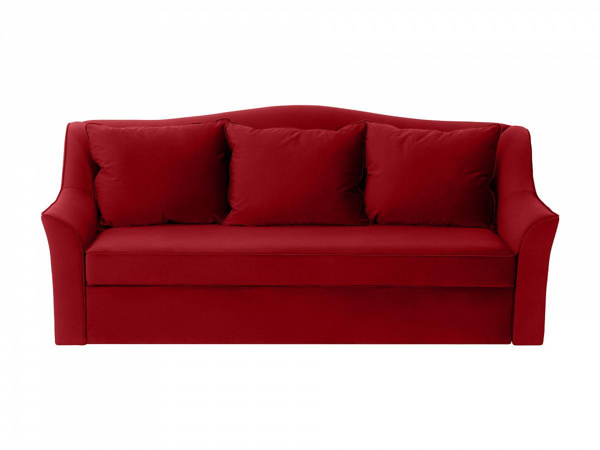 Ogogo диван-кровать vermont красный 113259/2