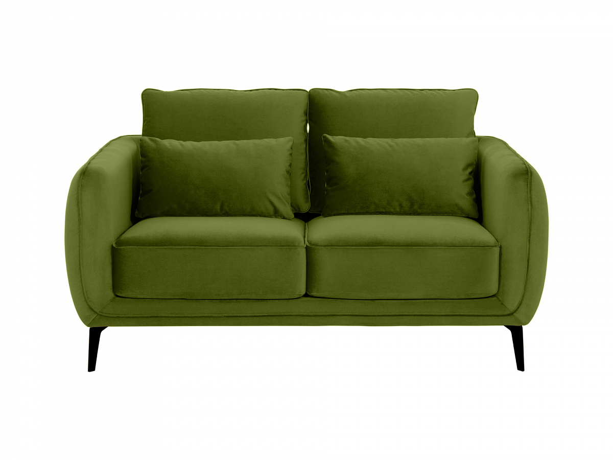 Ogogo диван amsterdam зеленый 113302/2