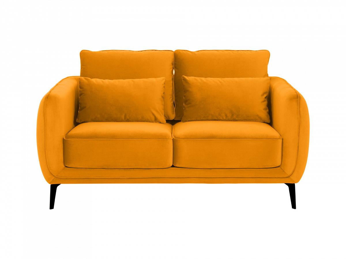 Ogogo диван amsterdam желтый 113303/113344