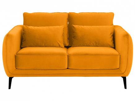 Диван amsterdam (ogogo) желтый 146x85x95 см.